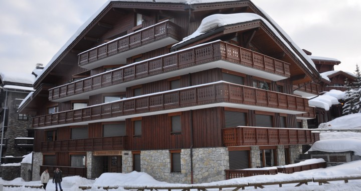 Appartement à Courchevel 1850