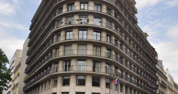 -Appartement avenue George V Paris 8ème