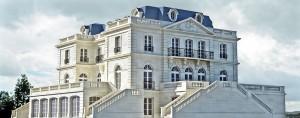-Château à Holzem au Luxembourg