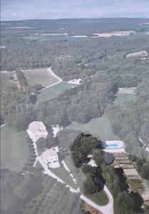 Domaine viticole à Saint-Cannat