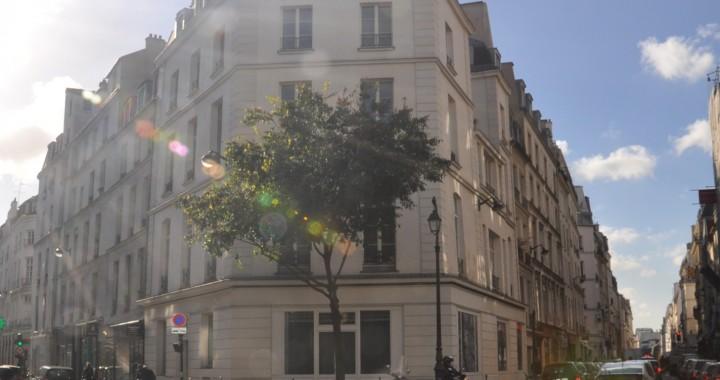 -Immeuble à usage mixte Paris 3ème