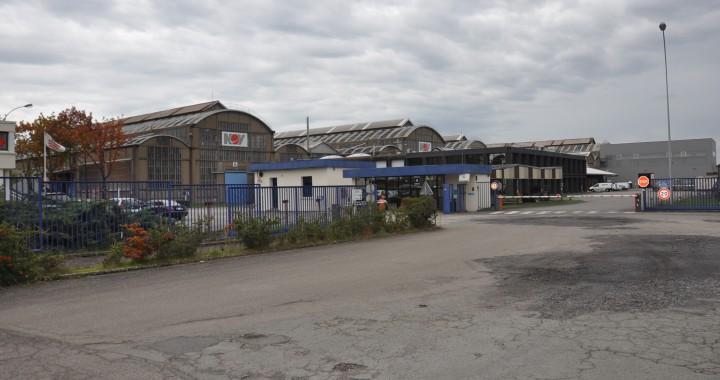 Site industriel en liquidation judiciare à Nantes